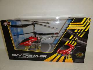 Excalibur RC Sky Crawler 3.5 Channel Gyro Outdoor RC Helicopter
