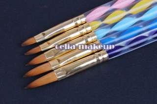 9W UV pink dryer lamp 24 color Acrylic Powder Nail Art Kit gel tools