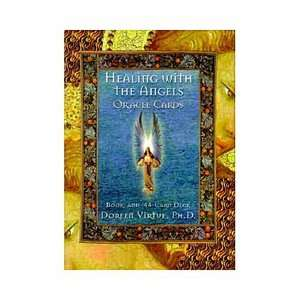 Healing With the Angels Oracle Cards, Virtue, Doreen