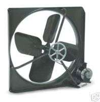 EXHAUST FAN Commercial   Belt Driven   30   115V
