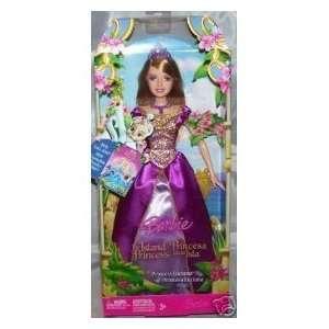 Barbie As the Island Princesa Princess Luciana Toys