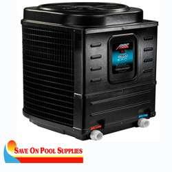 AquaPro 1100 E 112K BTU Swimming Pool Digital Heat Pump Heater
