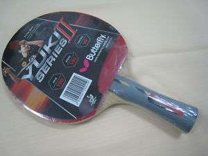 Butterfly Yuki II Series Table Tennis Paddle x 4 pcs