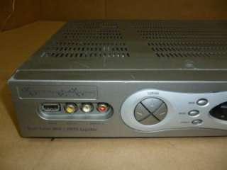 MOTOROLA DCT6416 III DUAL TUNER DVR HDTV CABLE BOX