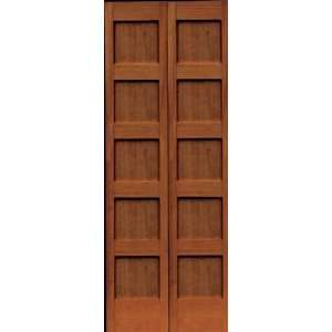 Interior door maple one panel shaker bifold - Shaker bifold closet doors ...