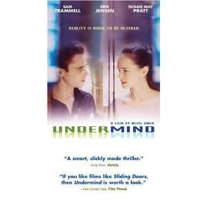 Undermind [VHS] Sam Trammell, Erik Jensen, Susan May