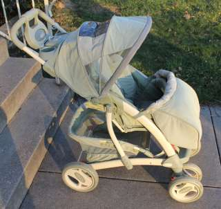 Graco Travel System Stroller + Car Seat, Windsor Style