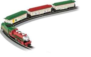 Spirit of Christmas N scale train set Bachmann 24017