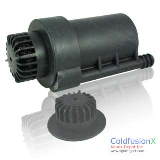 7L 12V Submersible Solar Fountain Brushless Water Pump