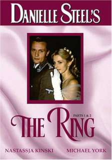 Danielle Steels The Ring DVD Nastassja Kinski Michael York