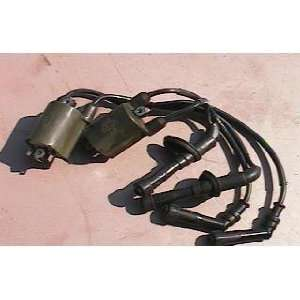 2007 Honda VTX 1800 T1 Ignition Coils Spark Plug Wires Automotive