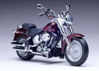 2010 Harley Davidson Diecast Motorcycle Model 112