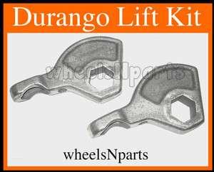 Dodge Durango 4x4 Truck 3 INCH FRONT LIFT KIT TORSION BAR KEYS 538