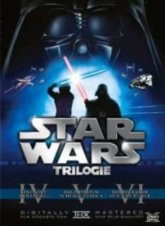 Filme: Star Wars Trilogie   Episode 4   6 von George Lucas, Leigh
