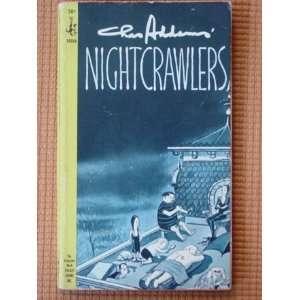 : Chas Addams Nightcrawlers. (9780000000002): Charles. Addams: Books