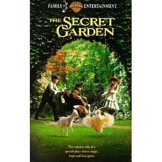 The Secret Garden [VHS] ~ Kate Maberly, Maggie Smith, Heydon Prowse