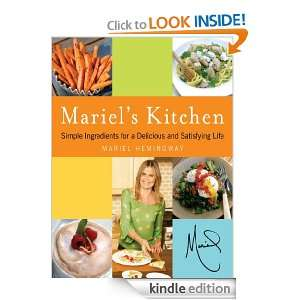 Mariels Kitchen: Mariel Hemingway:  Kindle Store