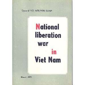 General Lines, Strategy, Tactics Nguyen Giap Vo  Books