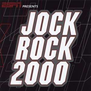 Jock Rock 2000, Various Artists   Pop Rock Compilations