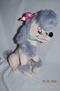 Disney Oliver & Company Plush Lot Tito Georgette Dodger
