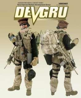 Very Hot DEVGRU w/ Action Figure Body & Head Set