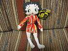 plush Baby Betty Boop doll, good condition