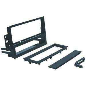 Over Size Rack Kit with DIN/ISO Trim for 1994 & up GM Car Electronics