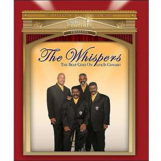 Beat Goes On, Live In Concert (Music DVD), The Whispers Music DVDs