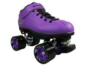 Dart Purple Mens Boys Ladies Womens Girls Kids Childrens Speed Skates