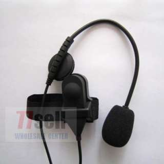 Pin Headset Headphone Motorcycle Helmet For Motorola