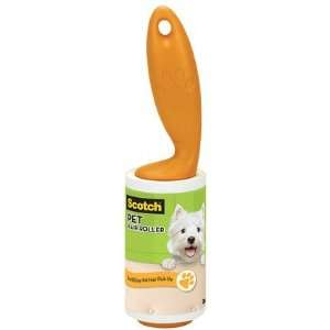 Scotch Pet Lint Roller   70 sheet   2 pack (Quantity of 4