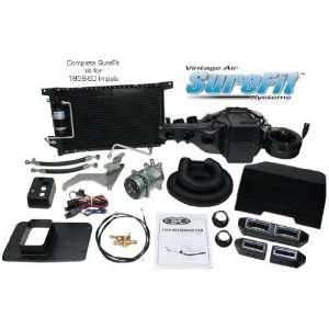 Vintage Air SureFit System Kit 1959, 1960 Chevy Impala (4