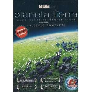 LO HABIAS VISTO LA SERIE COMPLETA (PLANET EARTH) 6 DVDS: Movies & TV