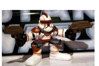 Star Wars COMMANDER FIL Galactic Heroeos