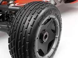 All Terrain tires & Beadlock Wheels
