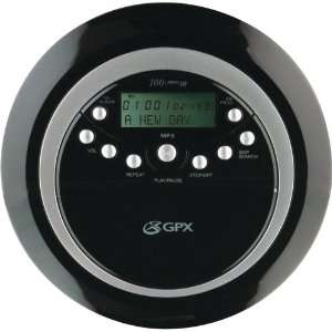 GPX PC800 PORTABLE MP3/CD PLAYER   GPXPC800: Computers & Accessories